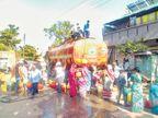पावसाळ्याचे अवघे २० दिवस उरले; १०० दिवसांमध्ये ३५३ मिमी पाऊस, भरपावसाळ्यात १८२ टँकरद्वारे १४१ गावांना पाणीपुरवठा| - Divya Marathi