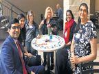 कर्करोगग्रस्तांना ६८ तासांत तज्ञांचा सल्ला देण्यासाठी सुरू केले 'नव्व्या स्टार्टअप'; ६८ देशांतल्या ३६ हजार रुग्णांना केली मदत| - Divya Marathi