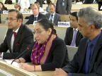 UNHRC : दहशवादाचे जगातील सर्वात मोठे केंद्र खोटेपणाची कॉमेंट्री करतो; काश्मीरबाबत भारताचे पाकिस्तानला खडेबोल| - Divya Marathi