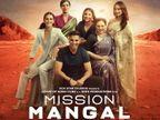 पहिल्यांदा 200 कोटींच्या पुढे पोहोचला अक्षय कुमारचा चित्रपट, 'मिशन मंगल' ने 29 दिवसात बनवला रेकॉर्ड| - Divya Marathi