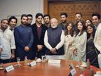 बॉलीवूड कलाकारांनी पंतप्रधान मोदींना वाढदिवसाच्या शुभेच्छा; म्हणाले - तुम्ही अशाचप्रकारे देशाची सेवा करत रहा| - Divya Marathi
