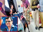 औरंगाबाद : जांघेत चाकू खुपसून पत्नीने केला उद्योजकाचा खून; पती रक्ताच्या थारोळ्यात, ती पुरावे नष्ट करण्यात गुंग|औरंगाबाद,Aurangabad - Divya Marathi