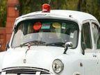 व्हीआयपी संस्कृती कायम... अन् नागरिकांनाच वाहतुकीचे धडे| - Divya Marathi