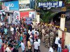 श्रीवर्धनचे नगराध्यक्ष नरेंद्र भुसाने यांना मारहाण, पतसंस्थेतील ठेवी न दिल्याने ठेवीदार आक्रमक|मुंबई,Mumbai - Divya Marathi