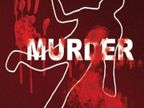 आईकडून एक महिन्याच्या मुलीचा गळा दाबून खून; गरीबीमुळे करू शकत नव्हते उपचार|नागपूर,Nagpur - Divya Marathi