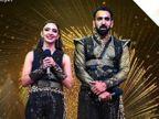 डान्स प्रॅक्टिस करत असतांना जखमी झाली पूजा बॅनर्जी, यापुढे करू शकणार नाही शोमध्ये डान्स|टीव्ही,TV - Divya Marathi