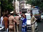 मुंबईत ईडीच्या कार्यालयावर राष्ट्रवादीची निदर्शने, पोलिसांकडून कार्यकर्त्यांना धरपकड मुंबई,Mumbai - Divya Marathi
