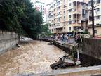 फोटोंमध्ये पाहा पुण्यातील मुसळधार पाऊस आणि पुराचे चित्र... पुणे,Pune - Divya Marathi