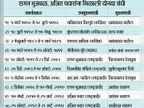 : राज्याला 41 वर्षांत लाभले 10 उपमुख्यमंत्री, सर्वाधिक 6 राष्ट्रवादी काँग्रेसचे| - Divya Marathi