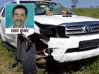तानाजी सावंत यांच्या कारच्या धडकेत तरुण शेतकऱ्याचा मृत्यू, वाहनातील नातेवाइक पसार; संतप्त जमावाकडून तोडफोड|सोलापूर,Solapur - Divya Marathi