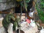 17 वर्षांपूर्वी फरार झालेला कैद्याला ड्रोनच्या मदतीने पकडले, जंगलातील एका गुफेत राहत होता| - Divya Marathi