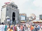 तुळजाभवानी मंदिरात लागू 'त्या' निझाम कायद्याने गाठली शंभरी!|औरंगाबाद,Aurangabad - Divya Marathi