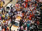 आदित्य ठाकरेंनी वरळीतून दाखल केला उमेदवारी अर्ज; उद्धव ठाकरेंनी मानले राज यांचे अप्रत्यक्ष आभार|मुंबई,Mumbai - Divya Marathi