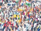 अशाेक चव्हाण यांचा विधानसभा निवडणुकीतील नवा नारा; 'तब लडे थे गोरों से, अब लडेंगे चोरों से'| - Divya Marathi