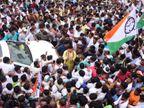 विधान परिषदेचे विरोधी पक्षनेते धनंजय मुंडेंनी दाखल केला अर्ज, शक्तीप्रदर्शनाने दणाणून सोडले परळी|औरंगाबाद,Aurangabad - Divya Marathi