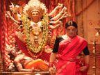 'लक्ष्मी बॉम्ब' चित्रपटातील अक्षयचा दमदार लुक रिलीज, सोशल मीडियावर होत आहे अभिनेत्याचे कौतुक| - Divya Marathi