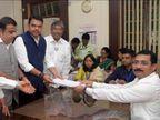 मुख्यमंत्री देवेंद्र फडणवीसांना मोठा दिलासा, नोटरीसंदर्भातील आक्षेप फेटाळून लावला| - Divya Marathi