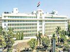 आचारसंहितेमुळे मंत्रालयात सर्वसामान्यांची गर्दी ओसरली| - Divya Marathi