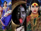 या मराठमोळ्या अभिनेत्रीने नवरात्री निमित्ताने केलं खास फोटोशूट, देवीच्या नऊ रुपांचं घडलं दर्शन|मराठी सिनेकट्टा,Marathi Cinema - Divya Marathi