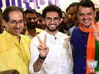 गेल्या पाच वर्षांत कधीच सरकार पाडण्याचे षडयंत्र रचलेले नाही, शिवसेना पक्षप्रमुख उद्धव ठाकरे|मुंबई,Mumbai - Divya Marathi