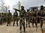 काश्मीरमध्ये घुसखोरीसाठी पाकमध्ये 20 छावण्या50 कडवे अतिरेकी सज्ज| - Divya Marathi