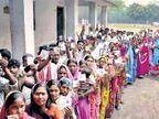 यंदाच्या निवडणुकीत लिफ्ट नसलेल्या इमारतीतील सर्व मतदान केंद्रे तळमजल्यावर| - Divya Marathi