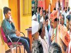 वडिलांच्या उपचारासाठी शासकीय मदत मागणारा तरुण पोलिसांच्या नजरकैदेत|औरंगाबाद,Aurangabad - Divya Marathi