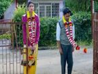 'मोतीचूर चकनाचूर' चित्रपटाचा ट्रेलर रिलीज, पहिल्यांदाच एकत्र दिसणार नवाजुद्दीन आणि आथिया शेट्टीची जोडी| - Divya Marathi