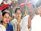 काँग्रेस बंडखोरांमुळे वाढली अदिती तटकरेंची डाेकेदुखी| - Divya Marathi