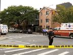 न्यूयॉर्कमध्ये अज्ञाताकडून अंदाधुंद गोळीबार; 4 जण ठार, तिघे जखमी| - Divya Marathi