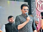 अभिनेता अनिल कपूरला शिवसेनेचे आदित्य ठाकरे, अन् मुख्यमंत्री फडणवीस वाटतात रिअल लाइफ 'नायक'|औरंगाबाद,Aurangabad - Divya Marathi