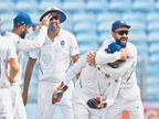 घरच्या मैदानावर सलग अकरा कसोटी मालिका जिंकणारा भारत पहिला देश|पुणे,Pune - Divya Marathi