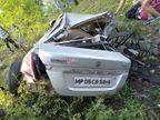 मध्यप्रदेशात कारचा भीषण अपघात; चार राष्ट्रीय हॉकी खेळाडूंचा मृत्यू, तीन जण गंभीर| - Divya Marathi