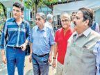 माजी कर्णधाराकडे ६५ वर्षांनंतर बीसीसीआयचे नेतृत्व; गांगुली अध्यक्षपदाचा एकमेव दावेदार| - Divya Marathi