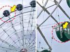 ચકડોળમાંથી લપસ્યું 5 વર્ષનું બાળક, માત્ર ગરદનના સહારે 130 ફીટ ઊંચે હવામાં લટકતું રહ્યું|વર્લ્ડ,International - Divya Bhaskar
