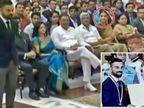 વિરાટ કોહલીને રાષ્ટ્રપતિએ આપ્યો રાજીવ ગાંધી ખેલ રત્ન પુરસ્કાર, હજી સુધી બે ક્રિકેટરને મળ્યું આ સન્માન  - Divya Bhaskar