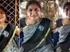 ચકડોળમાં બેસતા જ આન્ટીના એક્સપ્રેશન બદલાયાં, પતિએ વીડિયો ઉતારી લીધી મજા  - Divya Bhaskar