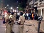 વડોદરામાં પોલીસ કોન્સ્ટેબલે ખાણી-પીણીના વેચતા લોકો પર કર્યો લાઠીચાર્જ, PIએ માફી માંગવી પડી| - Divya Bhaskar