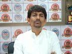 ગાંધીનગર: ટોળાની પરપ્રાંતિયોને ગુજરાત છોડવા ધમકી, અલ્પેશે યુવાનોને ફસાવતા હોવાનો કર્યો આક્ષેપ|ગાંધીનગર,Gandhinagar - Divya Bhaskar