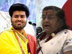 ઇન્દિરાબેટીજીની કરોડોની સંપત્તિ માટે ટ્રસ્ટીઓ અને વલ્લભકુળ વચ્ચે લક્ષ્મી યુદ્ધ| - Divya Bhaskar