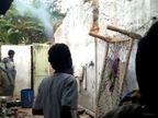 પાટણ: સિલિન્ડર ગૈસમાં બ્લાસ્ટ થતા 3 મહિલાઓ આવી આગની ચપેટમાં, ઘરવખરીને મોટું નુકસાન|પાટણ,Patan - Divya Bhaskar