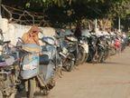 ચાર્જ/ અમદાવાદ શહેરમાં  ઓન સ્ટ્રિટ અને ઓફ સ્ટ્રિટ પાર્કિંગ ચાર્જ વસૂલાશે| - Divya Bhaskar