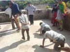 ડાંગના આંબાપાડાના 3 બાળકો શાળામાં આવતા જ ધુણવા માંડે છે, શિક્ષકો પરેશાન|નવસારી,Navsari - Divya Bhaskar