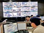 વાઇબ્રન્ટ સમિટને પગલે ચૂસ્ત સુરક્ષા બંદોબસ્ત, 600 CCTV બાજનજર રાખશે, 5000 પોલીસ ખડેપગે રહેશે| - Divya Bhaskar