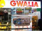 અમદાવાદ એરપોર્ટ પર ગ્વાલિયા સ્વીટમાં વાસી ચીઝ સેન્ડવીચ મળી, ગ્રાહકને ઉલટી થઈ| - Divya Bhaskar