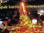70મા પ્રજાસત્તાક દિન પર્વ નિમિત્તે રિવરફ્રન્ટ સહિત સમગ્ર શહેરને રોશનીથી શણગારાયું  - Divya Bhaskar
