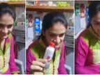 ચમત્કાર! આ પ્રવાહીથી જૂનાગઢની છોકરીને આંખે દેખાવા લાગ્યું, ઝરમરિયાં બંધ થઈ ગયાં, વધુ પડતું જમવાનું પણ બંધ થયું, વજન ઘટતાં શરીરમાં સ્ફુર્તિ આવી| - Divya Bhaskar