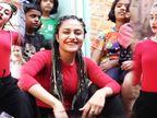 અપના ટાઈમ આયેગા પર યુવતીએ મચાવી ધમાલ, કર્યો જબરદસ્ત ડાન્સ| - Divya Bhaskar