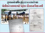 ગુજરાતના પીએમ, ગુજરાતમાં એલર્ટ છતાં ગુજરાત પોલીસ પાસે પેટ્રોલ-ડીઝલ ખૂટી પડ્યાં| - Divya Bhaskar