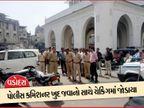 અમદાવાદ સહિતના શહેરોમાં પોલીસની સઘન ચેકિંગ, ISRO-એરપોર્ટની સુરક્ષા વધારાઈ| - Divya Bhaskar